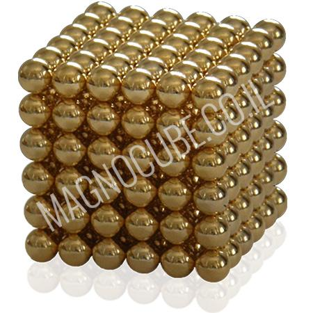 magnocube gold - משחקי מגנט