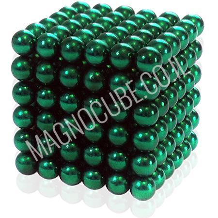 magnocube-green - משחקי מגנטים
