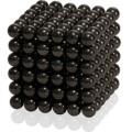 magnocube-black - ריבוע משחקי מגנטים שחור