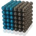 magnomix-1 - קוביית כדורי מגנט של משחקי מגנטים