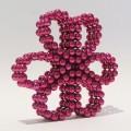 פרח מכדורי מגנט